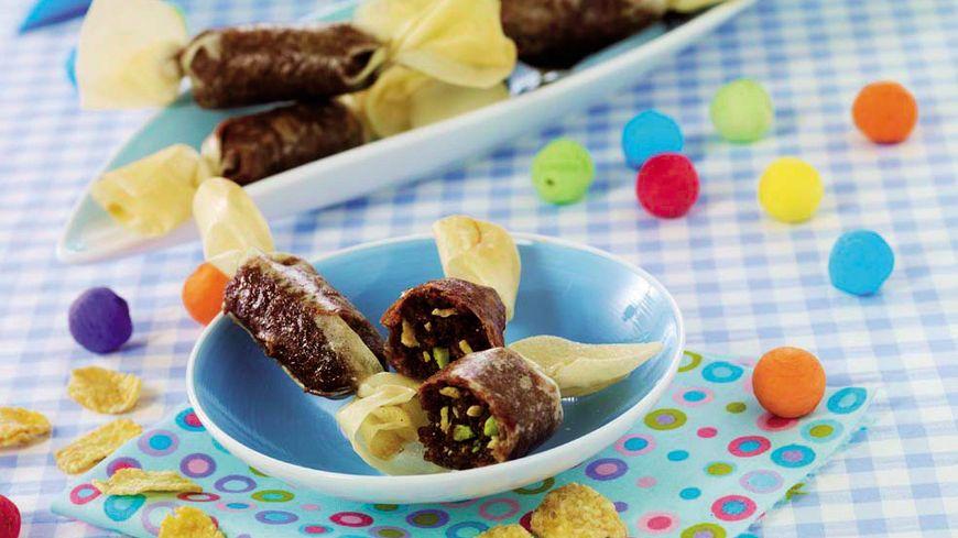 Les bonbons croustillants avec les c r ales - France bleu orleans cuisine ...