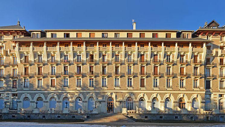 Font Romeu Le Grand Hotel