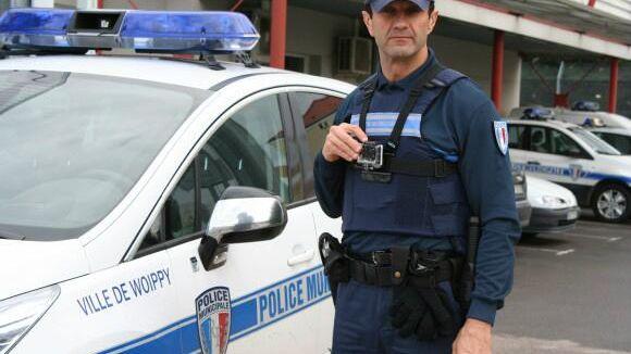 La police municipale de woippy bient t quip e de cam ras - Grilles indiciaires police municipale ...