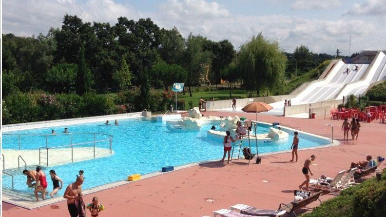 Toulouse l 39 t soupe la grimace des piscines et - Piscine olympique toulouse ...