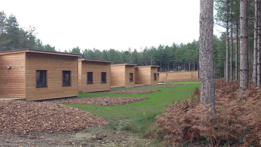 Center parcs du bois aux daims on a visit les chalets du nord vienne pour vous - Center parc bois aux daims adresse ...