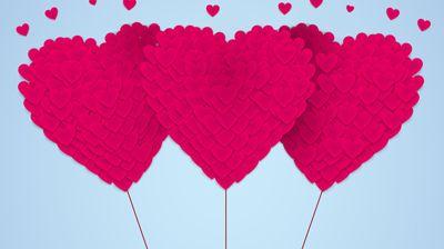 vos plus beaux messages d 39 amour pour la saint valentin avec france bleu. Black Bedroom Furniture Sets. Home Design Ideas