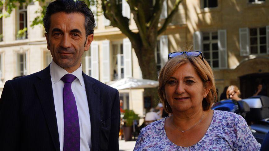 Olivier Serre et Marie-Claude Leclerc se félicitent de la coopération des différents acteurs autour de ce plan