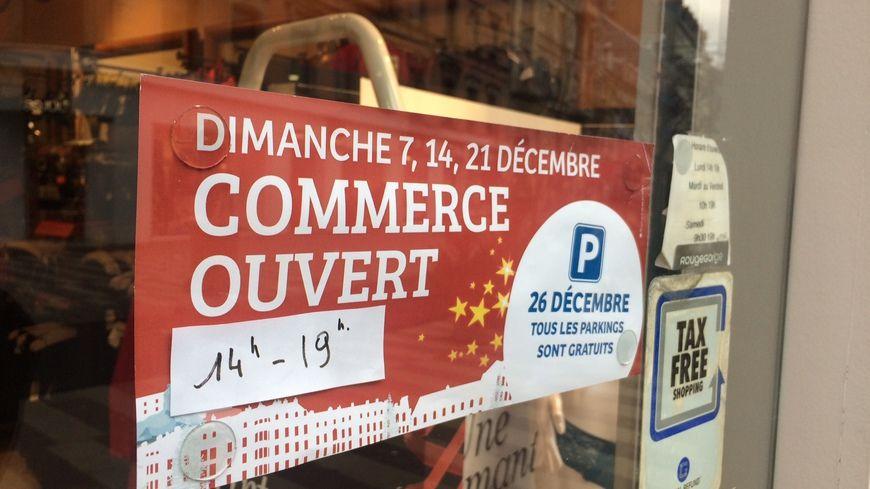 Magasin Ouvert Le 26 Decembre En Alsace