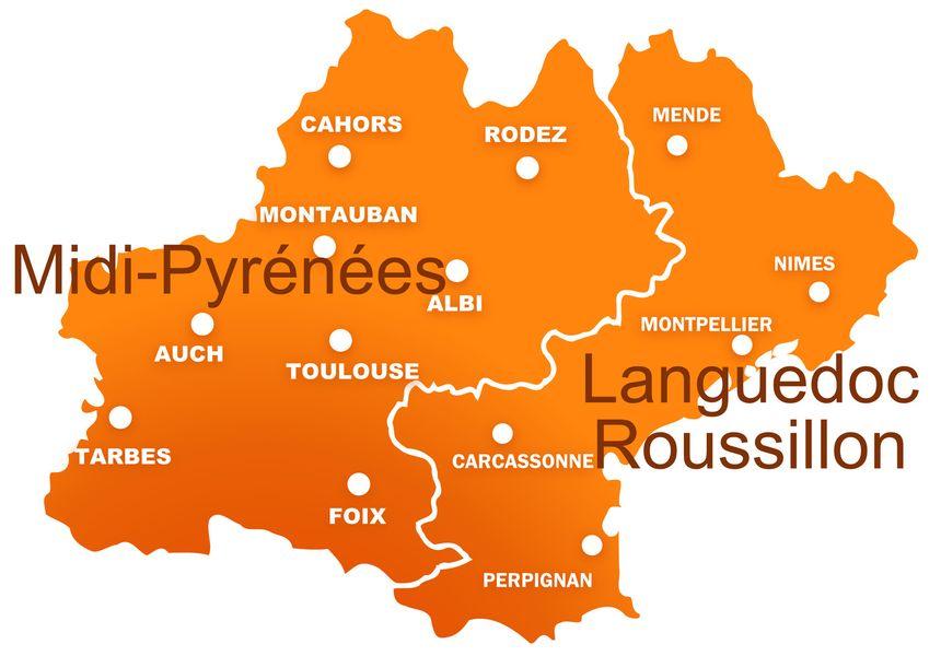 mende region languedoc roussillon - Image