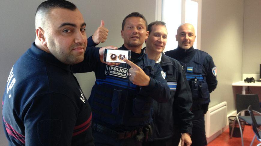 Cyril carrini la fiert p tissi re des policiers de pessac - Grilles indiciaires police municipale ...