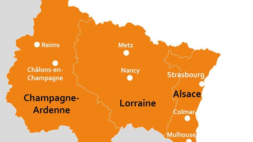 alsace lorraine region - Photo