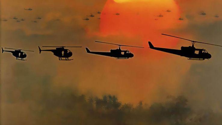 """Image d'""""Apocalypse now"""", de Francis Ford Coppola (1979)"""