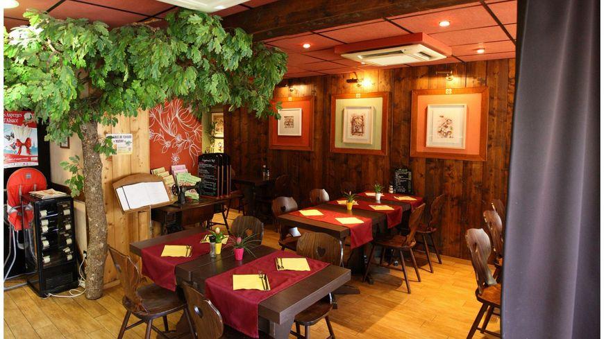 Le restaurant bratschtall manala de kaysersberg et ses for On cuisine ensemble france bleu