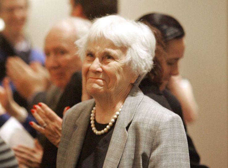 Harper Lee à l'école publique de Birmingham