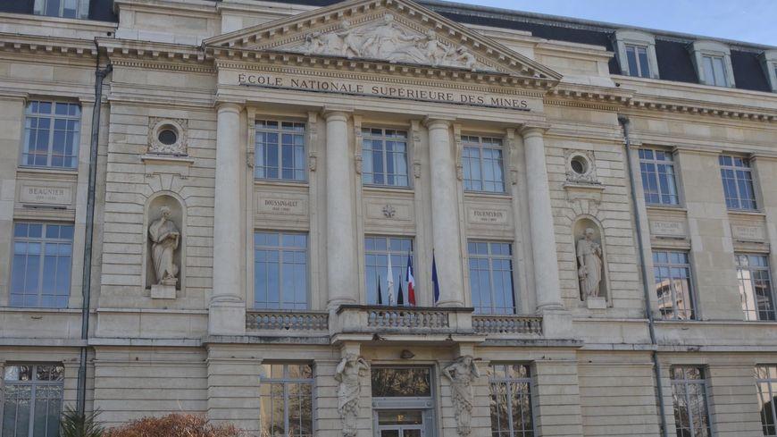 L 39 cole des mines de saint tienne f te ses 200 ans cette for Ecole superieure de cuisine francaise