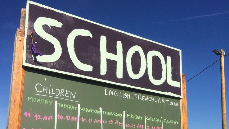 Une école ouverte à tous, dans toutes les langues