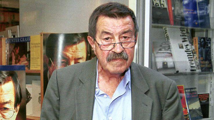 Günther Grass en 1999.