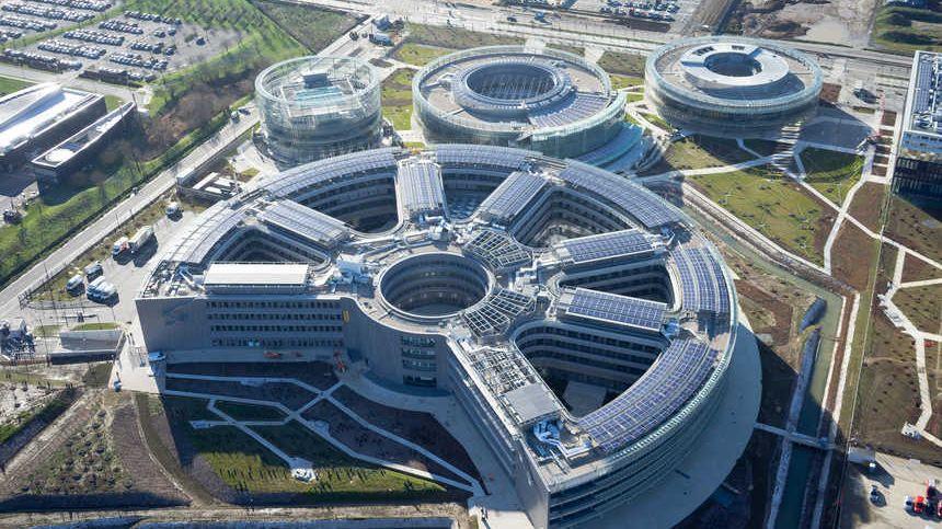 saclay   edf inaugure le plus grand centre de recherche d