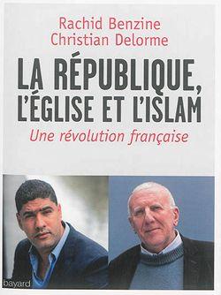 Couverture de La république, l'église et l'islam