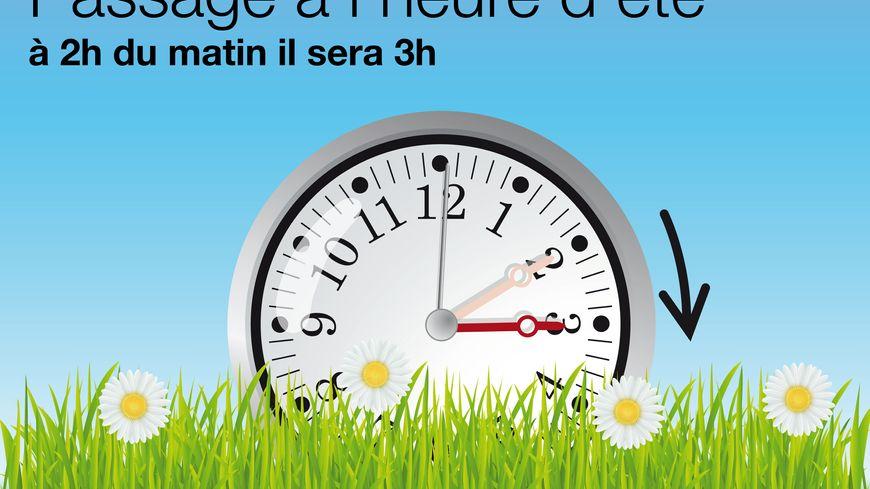 Ne ratez pas le passage l 39 heure d 39 t gagnez vos montres france bleu - Changement heure hiver 2017 france ...