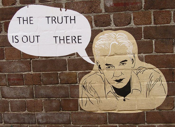"""""""The truth is out there"""""""
