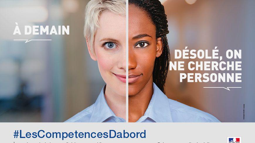 discriminations l 39 embauche le gouvernement lance une campagne de sensibilisation. Black Bedroom Furniture Sets. Home Design Ideas