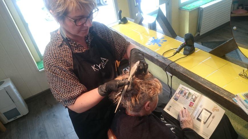 Salon de coiffure tendance epernay