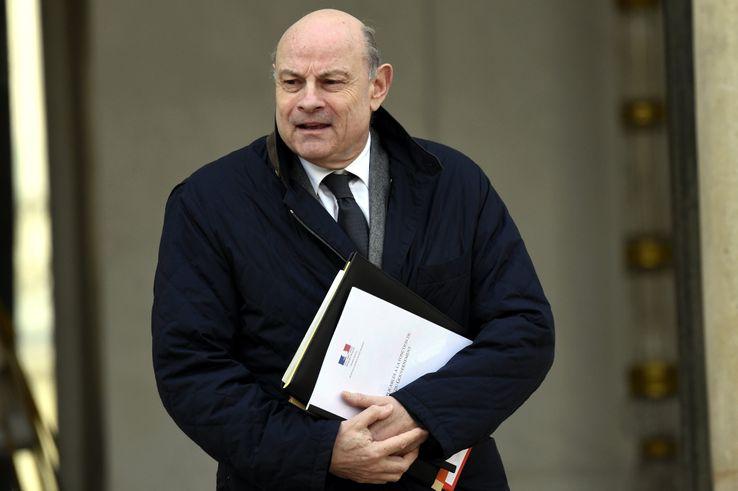 Jean-Marie Le Guen, Secr d'Etat aux relations avec le Parlement, en février 2016