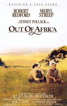 Out of Africa, de Sydney Pollack