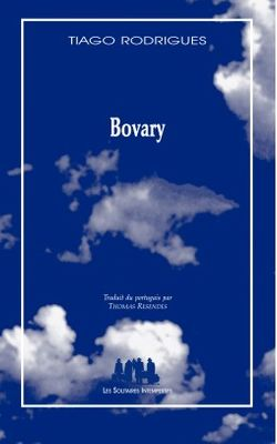 Couverture Bovary Tiago Rodrigues