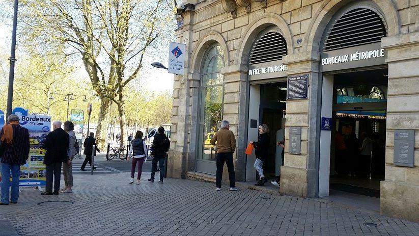 Tourisme bordeaux candidate aux oscars mondiaux pour - Office du tourisme bordeaux horaires ...