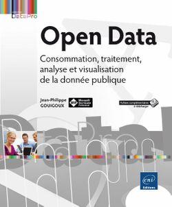 Open data.Consommation, traitement, analyse et visualisation de la donnée publiq