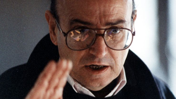 Theo Angelopoulos en 2010.