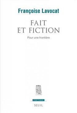 Couverture Fait et fiction