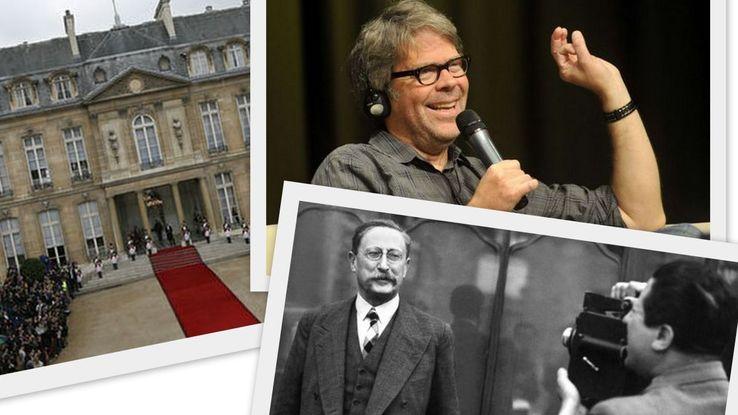 L'Elysée, Jonathan Franzen et Léon Blum