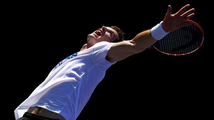 Andy Murray en 2014.