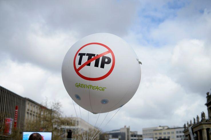 Le TTIP est négocié depuis 2013