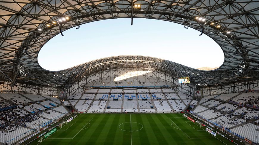 Marseille Velodrome Tour