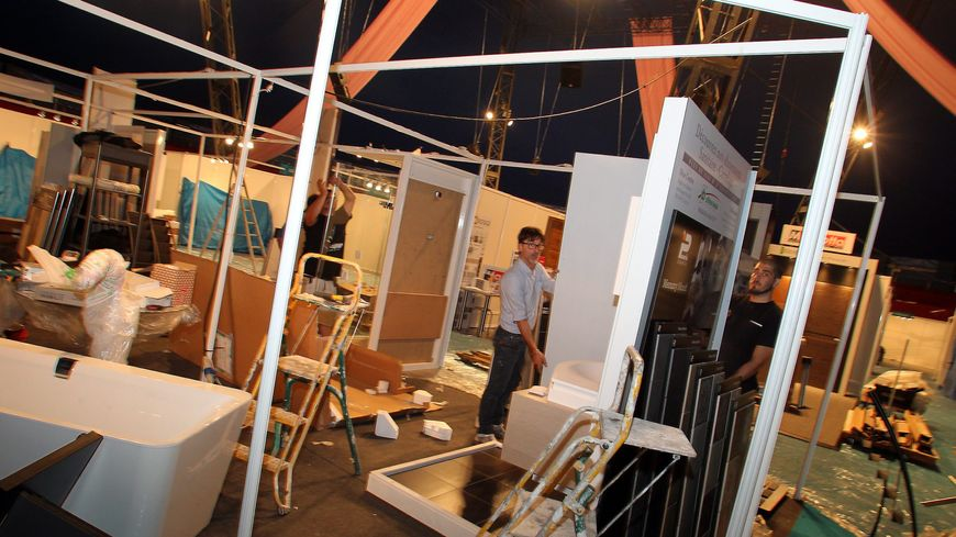 La foire expo de limoges n 39 a plus de pilote aux commandes for Foire expo limoges tarif