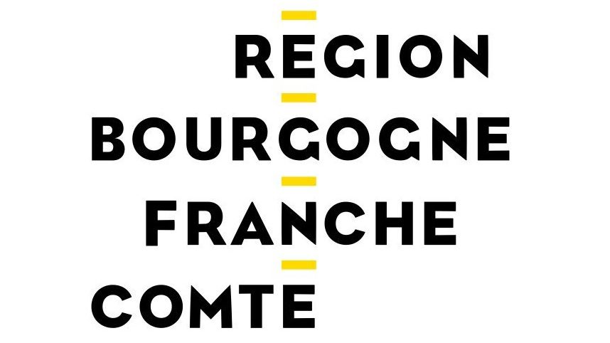 Le nouveau logo de la région Bourgogne-Franche-Comté a été dévoilé le 24 novembre.