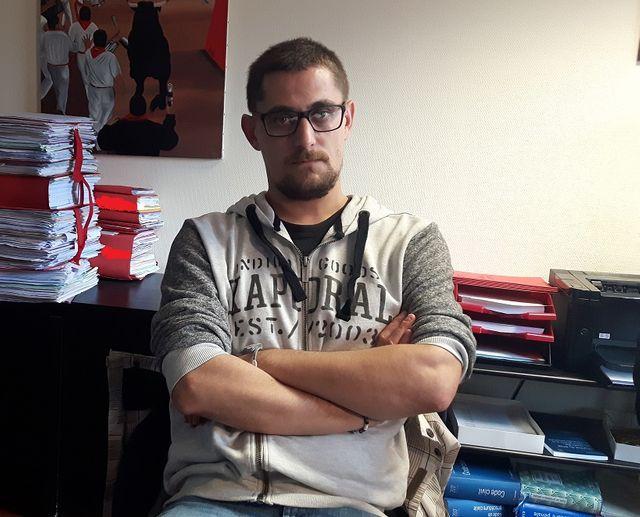 Nicolas Chafoulais, le père de Fiona déterminé en attendant le procès