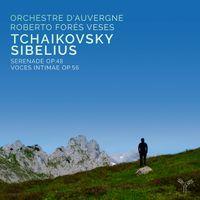 Sérénade pour orchestre à cordes en Ut Maj op 48 : Valse
