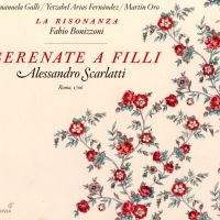 Le muse Urania e Clio Lodano le bellezze di Filli : Introduzzione (instrumental)- sérénade pour 2 sopranos haute-contre cordes et basse continue