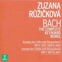 Sonate n°2 en La Maj BWV 1015 : Andante - pour violon et clavecin
