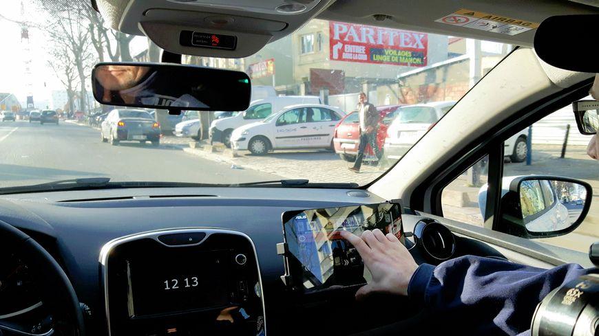 Vid o bord de la voiture pv de la police municipale - Grilles indiciaires police municipale ...