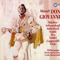 Don Giovanni K 527 : Notte e giorno faticar (Acte I Sc 1) Air de Leporello