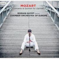 Quintette en La Maj K 581 : Allegretto con variazoni - pour clarinette et quatuor à cordes