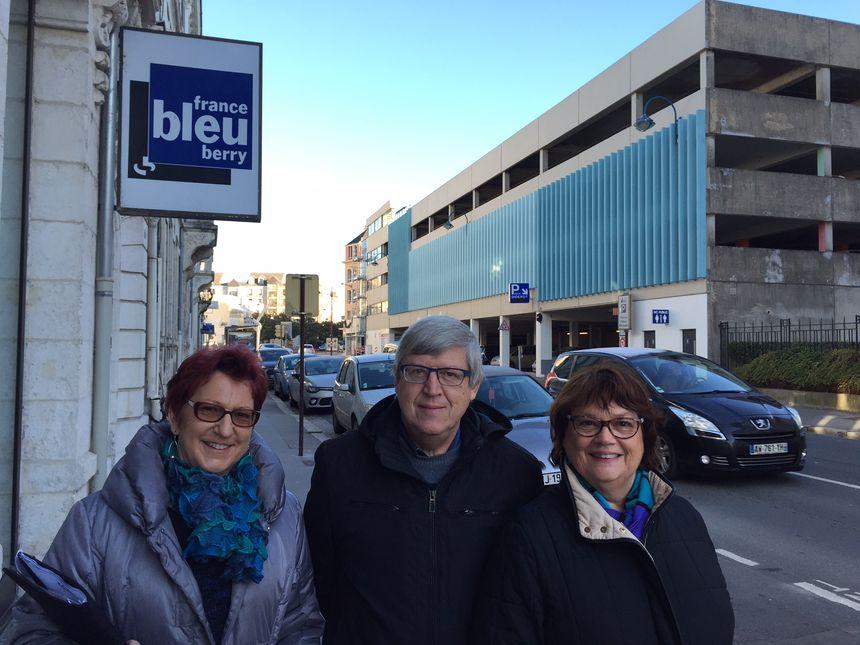 UNE PARTIE DES BENEVOLES - Radio France