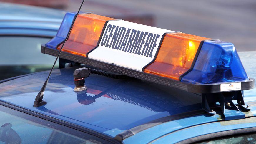 Pas moins de trois véhicules de gendarmerie se sont lancés dans une course-poursuite avec une Citroën AX volée (photo d'illustration).