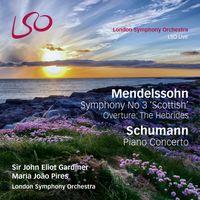 Concerto en la min op 54 : Intermezzo-Andantino grazioso- pour piano et orchestre