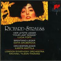 """Letzte lieder """"derniers lieder """" - pour soprano et orchestre : 2. september"""