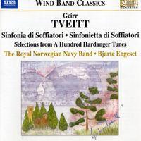 100 mélodies folkloriques de Hardanger op 151 : Suite n°2 - pour orchestre d'harmonie / 3 extraits : 1. Mélodie n°20 : Livraison de bière forte dans
