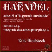 SUITE Nº4 EN RE MIN HWV 437 POUR PIANO : SARABANDE « LA GRANDE »