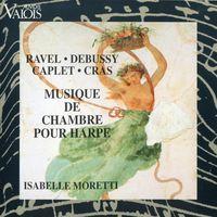 Quintette : Animé - pour harpe flûte traversière violon alto et violoncelle